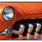 """Classic Car Orange 07.13.07_586"" by paulhasara"