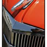"""Classic Car Orange 07.14.07_607"" by paulhasara"