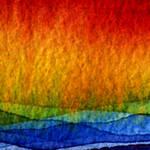"""""Warm Wind after a Tropical Swim"" #35.2.1 05 13 07"" by achimkrasenbrinkart"