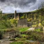 """Monastic City of Glendalough"" by spinfly"