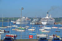 Harbour and Queen's Wharf, Falmouth  (15075-RDA)