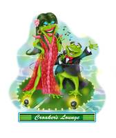 Frogs in Vegas~Croaker's Lounge