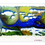 """""""Body of Water"""" by rodholmstudio-digitallimn"""