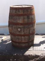The Barrel on the Pier