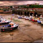 """Folkestone Harbour, Tides Out"" by frenchy"