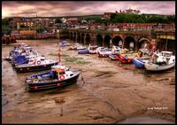 Folkestone Harbour, Tides Out