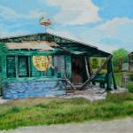 """Burned Crab Shack"" by barbee"