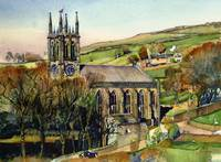 SADDLEWORTH CHURCH