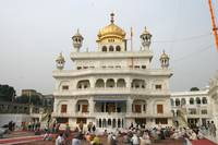 Akal Takhat Morning