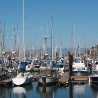 moss landing,ca Art Prints & Posters by Abril Esparza