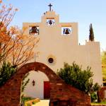 """Church in Tularosa"" by julesdavis"