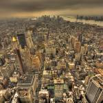 """New York from Empire State Building"" by byrne7214"