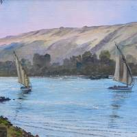 """The Nile"" by Arderne"