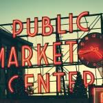"""""""Seattle Public Market"""" by feekner"""