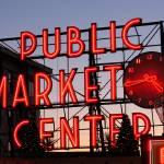 """""""Pike Place Market in Seattle"""" by feekner"""