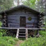 """Forest Cabin"" by merttu"