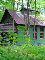 Sugar Shack in Weissner Woods