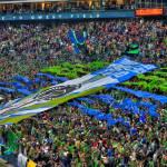 """""""Seattle Sounders FC MLS Inaugural Game HDR"""" by feekner"""