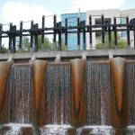 """""""Downtown Indianapolis along the canal."""" by ecosuperman"""