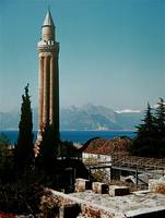 Medieval Mosque, Antalya, Turkey