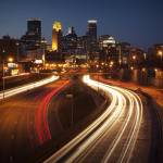 """Minneapolis Skyline"" by bryanscott"