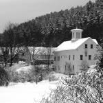 """Fresh Snow on Buildings"" by chrisromano"