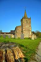 St Michael's Church, Kniveton, Derbyshire  (16538-