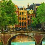 """Amsterdam Canal"" by PeriscopeGallery"