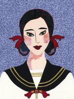 Japanese Girl Series - Sailor Chieko