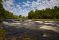 Rapids on the Kettle River