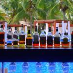 """Tropical Pool Bar"" by Philippa"