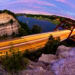 """Austin 360 Bridge Extended Exposure"" by treyerice"