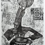"""Shaikh Abdul-Baghi"" by suzannehilal"