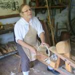 """Woodworker - Artisan - Craftsman"" by Philippa"