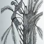 """Al-Nakhala (The Date Palm)"" by suzannehilal"