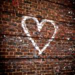 """Brick Wall"" by BlueRosesArt"