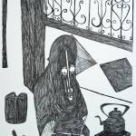 """Sitaa al-Shaay (The Tea Lady)"" by suzannehilal"