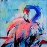 """flamingo"" by ANTONIA"