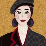 """Japanese Girl Series - Clan MacChieko"" by RemnantWorks"
