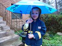 I love my little Rain Man.