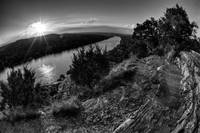 mt-bonnell-sunset-bw-001