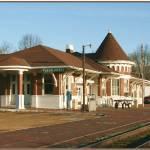"""Tascaloosa train station"" by kevind100"