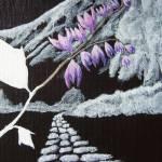 """Midnight Walk"" by BlueSpiderArts"