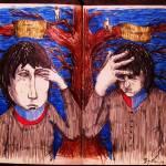 """""""Aux pleurs parce que je pense......"""" by the_radio83"""