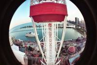 Navy Pier Fisheye