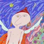 """""Fly angel""- Children Colorful Fantasy Stories"" by Arran"