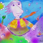 """""Glory""-Children Colorful Fantasy Stories"" by Arran"