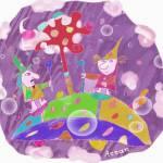 """""Hocus Pocus""-Children Colorful Fantasy Stories"" by Arran"