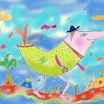"""""Skolix""-Children Colorful Fantasy Stories"" by Arran"