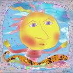 """""Sun window""-Children Colorful Fantasy Stories"" by Arran"